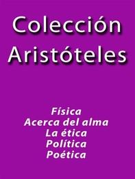 Colección Aristóteles - Librerie.coop