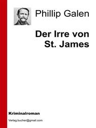 Der Irre von St.James - copertina