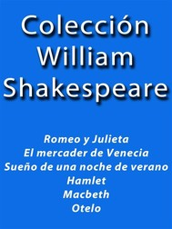Colección William Shakespeare - copertina