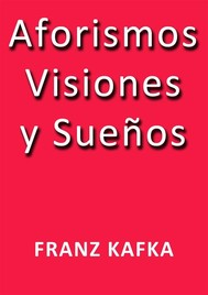 Aforismos visiones y sueños - copertina