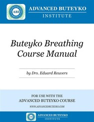 Buteyko Breathing Course Manual - copertina