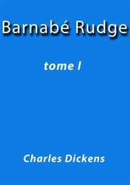 Barnabé Rudge I - copertina