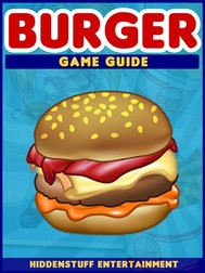 Burger Game Guide Unofficial - copertina