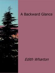 A Backward Glance - copertina