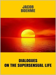 Dialogues on the Supersensual Life  - copertina
