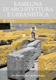Architettura e archeologia - copertina