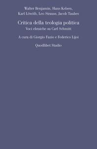 Critica della teologia politica - Librerie.coop