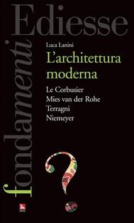 L'architettura moderna - copertina