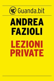 Lezioni private - copertina