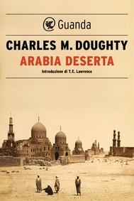 Arabia deserta - copertina