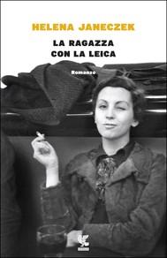 La ragazza con la Leica - copertina