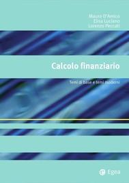 Calcolo finanziario - copertina