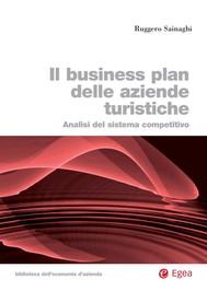 Il business plan delle aziende turistiche - copertina