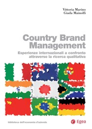 Country Brand Management - copertina
