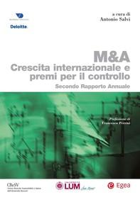 M&A. Crescita internazionale e premi per il controllo - Librerie.coop