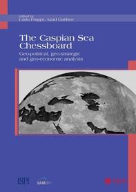 The Caspian Sea Chessboard - Librerie.coop
