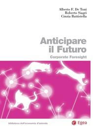 Anticipare il futuro - copertina