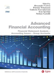 Advanced Financial Accounting - copertina