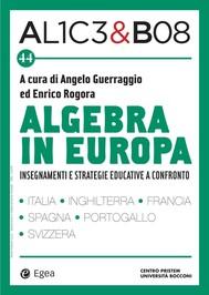 Alice & Bob 44. Algebra in Europa - copertina