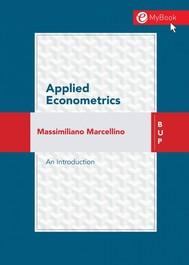 Applied Econometrics - copertina