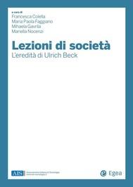 Lezioni di società - copertina