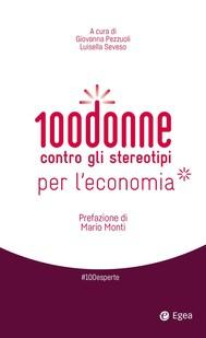 100 donne contro gli stereotipi per l'economia - copertina