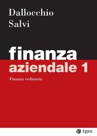 Finanza aziendale 1 - Librerie.coop