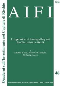 AIFI 46. Le operazioni di leveraged bay out. Profili civilistici e fiscali - Librerie.coop