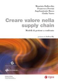 Creare valore nella supply chain - copertina