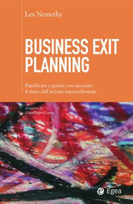 Business exit planning - copertina