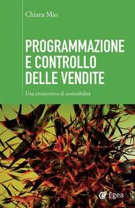 Programmazione e controllo delle vendite - Librerie.coop