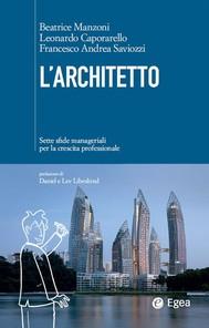 L'architetto - copertina