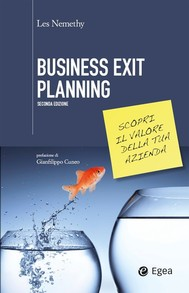 Business exit planning - II edizione - copertina