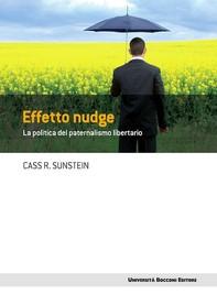 Effetto nudge - Librerie.coop