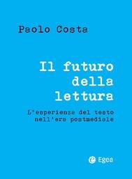Il futuro della lettura - copertina