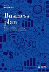 Business plan - copertina