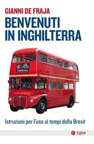 Benvenuti in Inghilterra - copertina