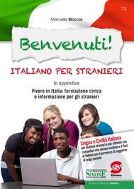 Benvenuti! Italiano per stranieri - copertina