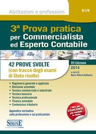 3° prova pratica per Commercialista ed Esperto Contabile - copertina