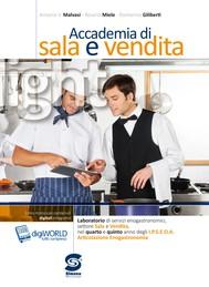 Accademia di sala e vendita light - copertina
