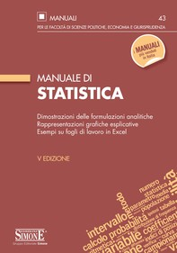 Manuale di Statistica - Librerie.coop