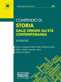Compendio di Storia - Librerie.coop
