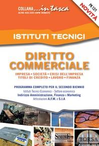 Istituti Tecnici - Diritto Commerciale - Librerie.coop