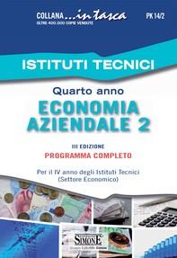 Istituti Tecnici - Quarto anno Economia aziendale 2 - Librerie.coop