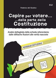Capire per votare...dalla parte della Costituzione - Librerie.coop