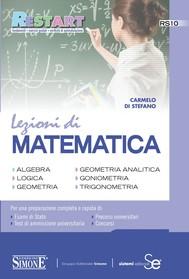 Lezioni di Matematica - copertina