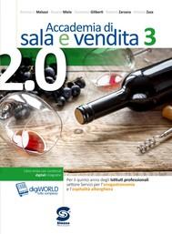 Accademia di sala e vendita 3 per il V anno - copertina