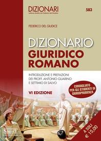 Dizionario Giuridico Romano - Librerie.coop