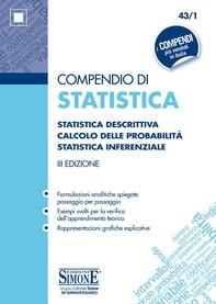 Compendio di Statistica - Librerie.coop