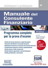 Manuale del Consulente Finanziario - copertina